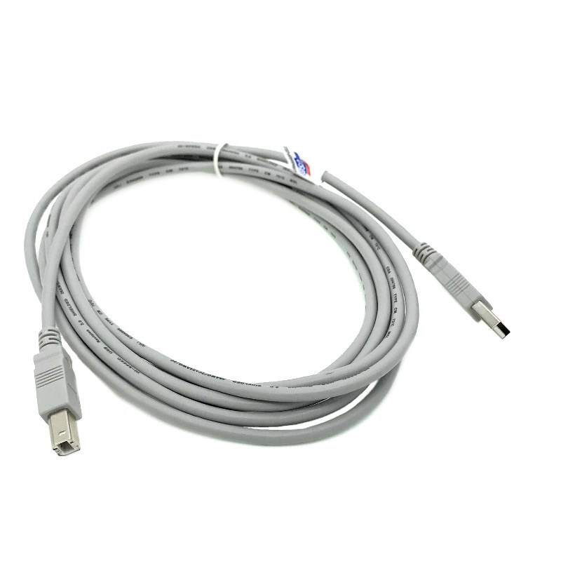 Kentek 10 Feet FT USB Cable Cord For FOCUSRITE SCARLETT SOLO 18i8 2i4 2i2 6i6 MK2 Audio Interface Beige