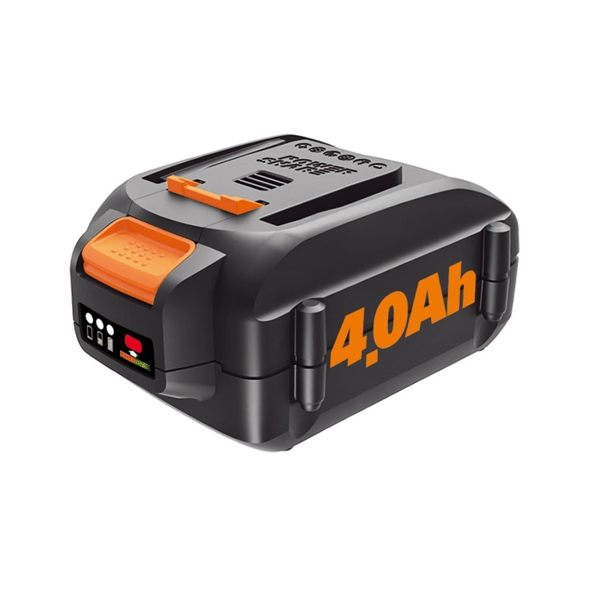 WORX 20-Volt 4.0-Amp Lithium-Ion High Capacity Battery, WA3578