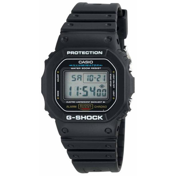 Casio G-Shock Classic Core Watch DW5600E-1V