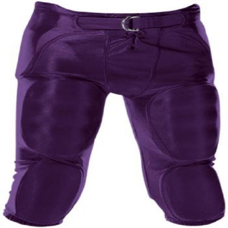Alleson Athletic Youth Unisex Dazzle Integrated Football Pants 32
