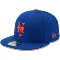 New York Mets New Era Authentic Collection On Field 59FIFTY Fitted Hat - Royal