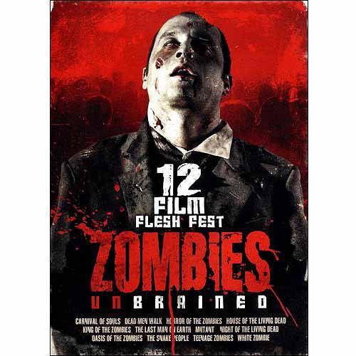 Zombies Unbrained: 12 Film Flesh Fest