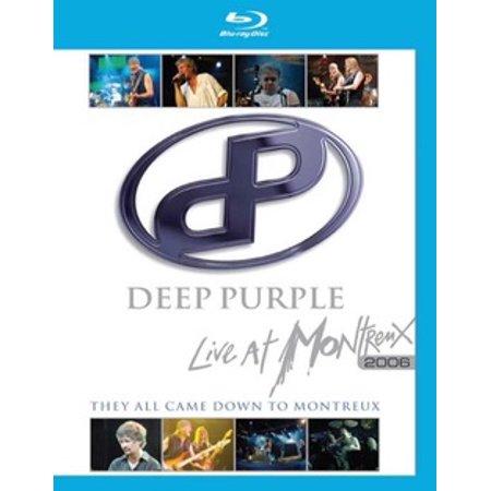 Deep Purple: Live at Montreux 2006 (Blu-ray) (Deep Purple & Orchestra Live At Montreux)