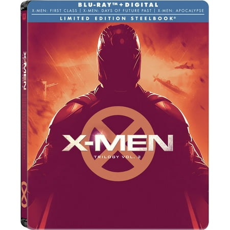 X-men Trilogy Vol 2 (Blu-ray + Digital (Entertainment Package)