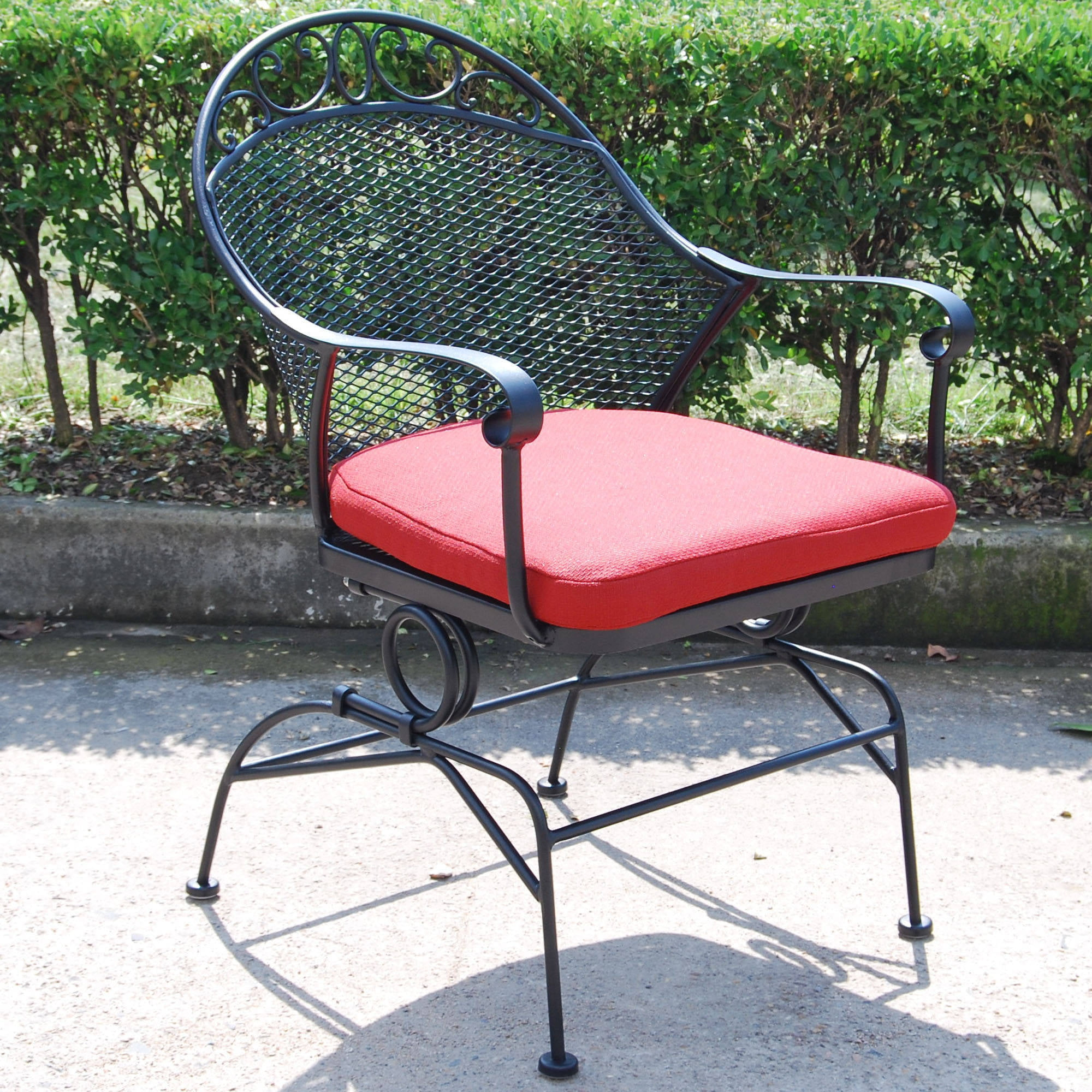 Modern Outdoor Furniture Sale Patio Table Sets Garden Porch Red Bistro Set Ebay