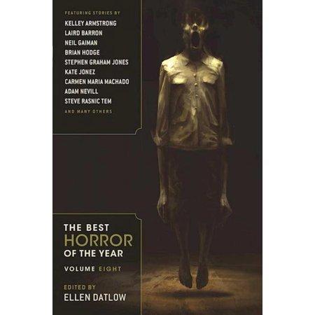 Best Horror of the Year: The Best Horror of the Year, Volume 8 (Paperback)