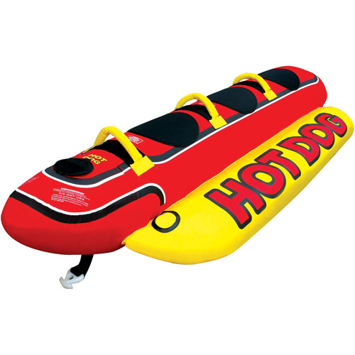 AIRHEAD Hot Dog 3-Person Watersports Towable