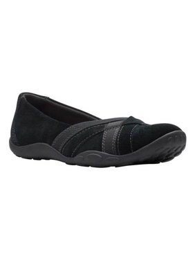 Clarks Haley Jay Women's Comfort Suede Loafer Flats 46931