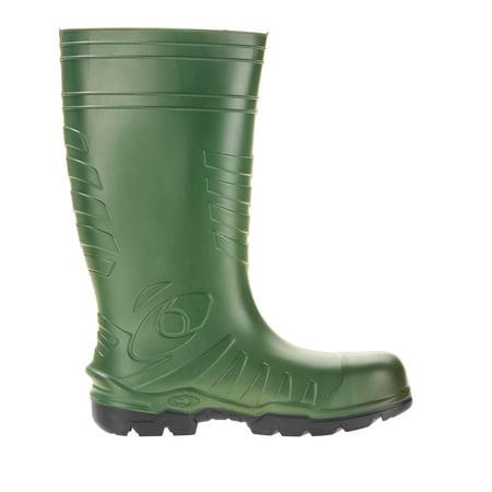 Heartland Footwear Men's Polyurethane Green - Footwear