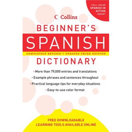 Collins Beginner's Spanish Dictionary