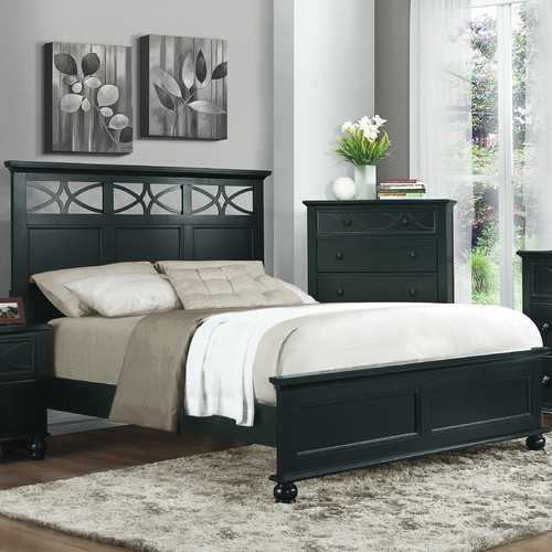 Woodhaven Hill Sanibel Panel Bed
