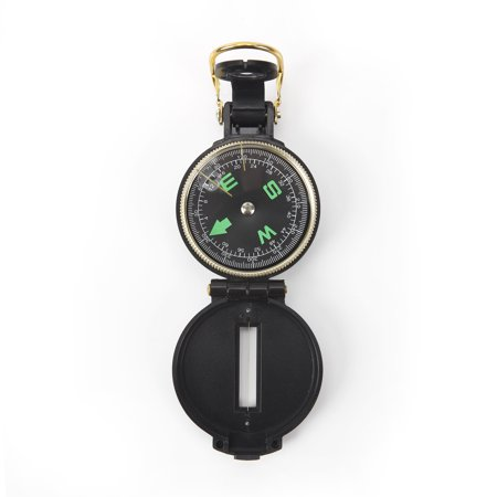 Ozark Trail Lensatic Compass, Black, Model 5013
