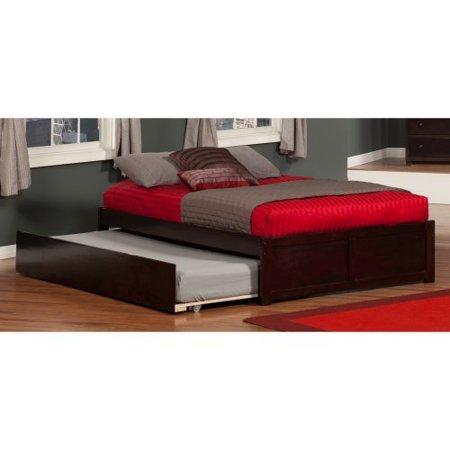 Atlantic Furniture Concord King Storage Platform Bed