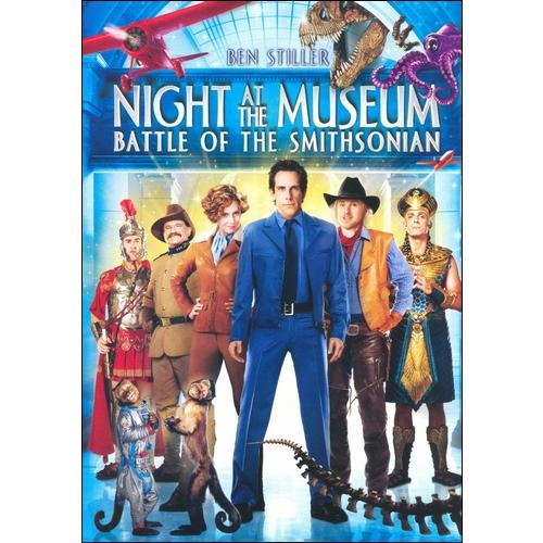 Night At The Museum: Battle Of The Smithsonian (Widescreen)