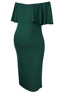 Maternity Dresses Green Walmart Com