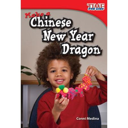 Make a Chinese New Year Dragon (Upper Emergent)