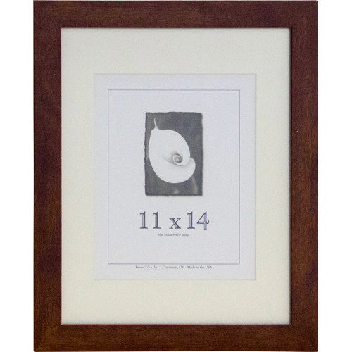 Frame USA Corporate Simple Frame for Matted Pictures