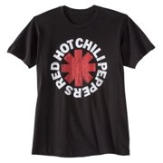 Red Hot Chili Peppers Xerox Band T-Shirt Rock n Roll Juniors Size Tee 91453614