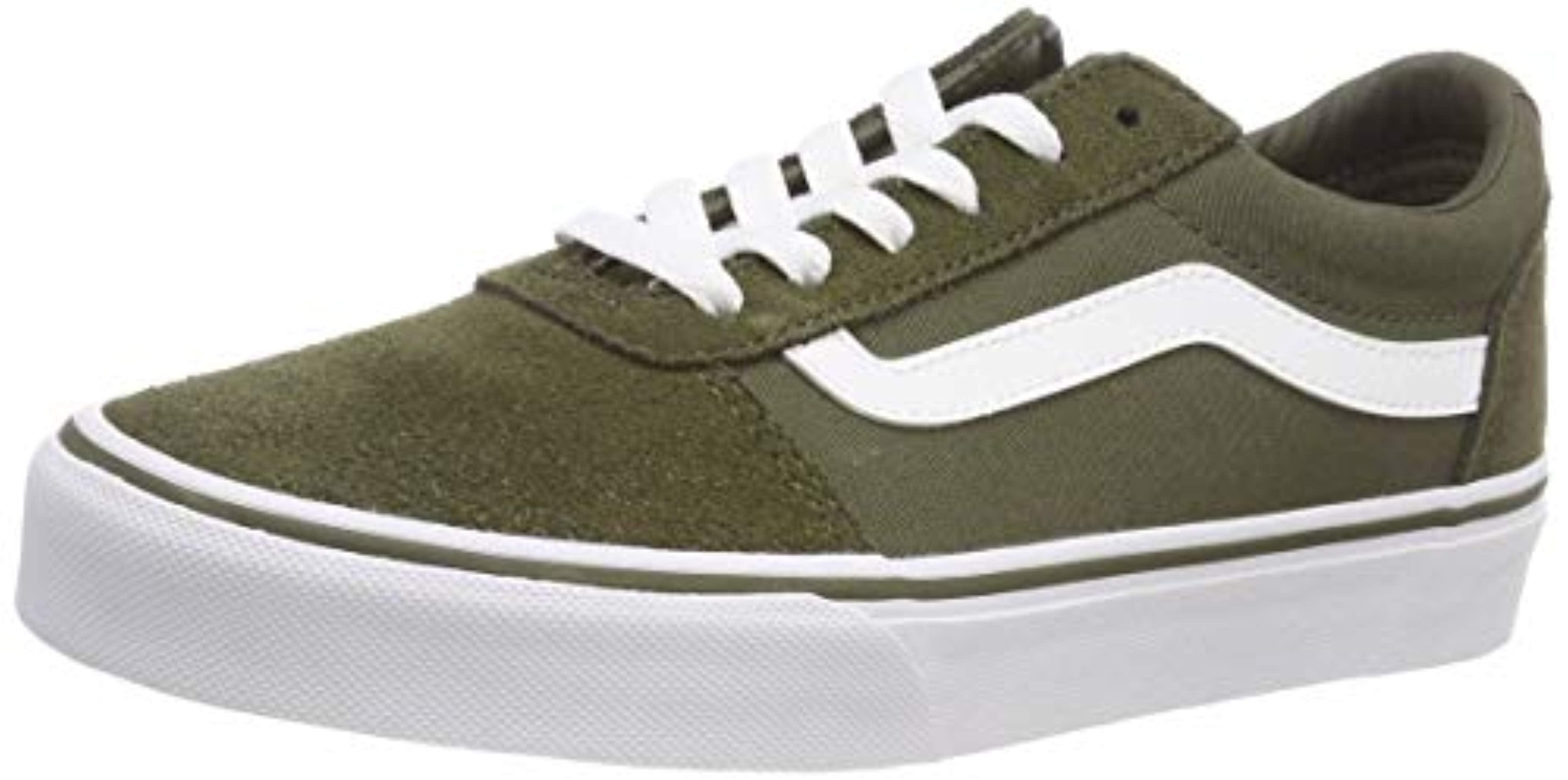 Vans - Vans Women S Ward Low-Top Sneakers ae831275f