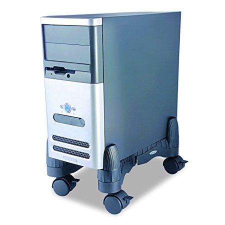 Kantek CS200B Mobile Stand for CPU - Kantek Mobile Cpu Stand