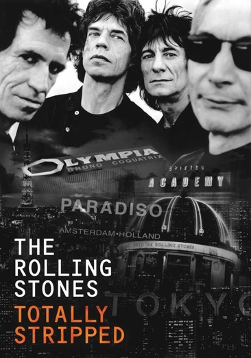 The Rolling Stones: Totally Stripped by Uni Dist Corp