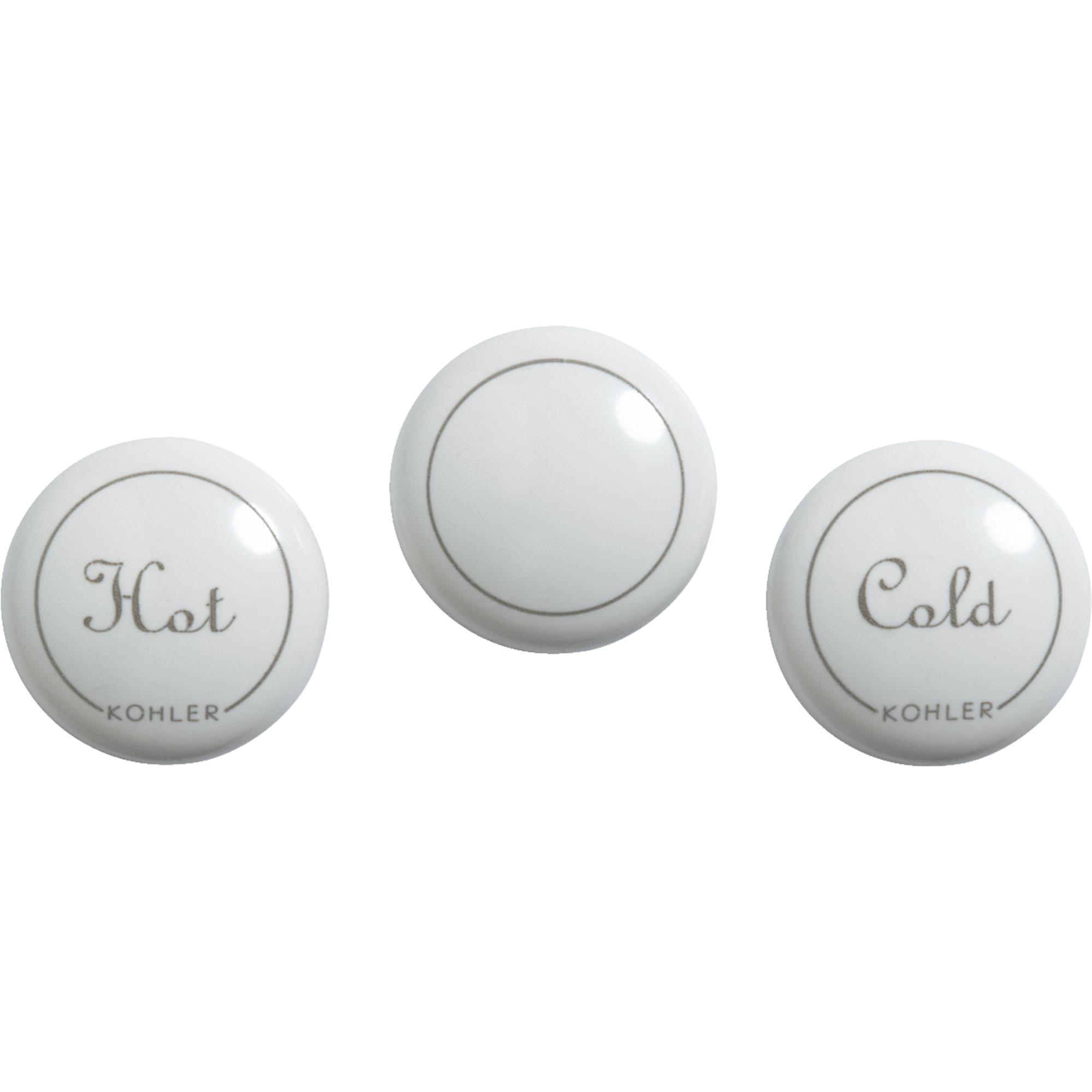 Kohler Fairfax Plug Handle Button