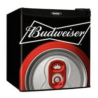 Danby 1.6 cu.ft. Compact Refrigerator With Budweiser Door
