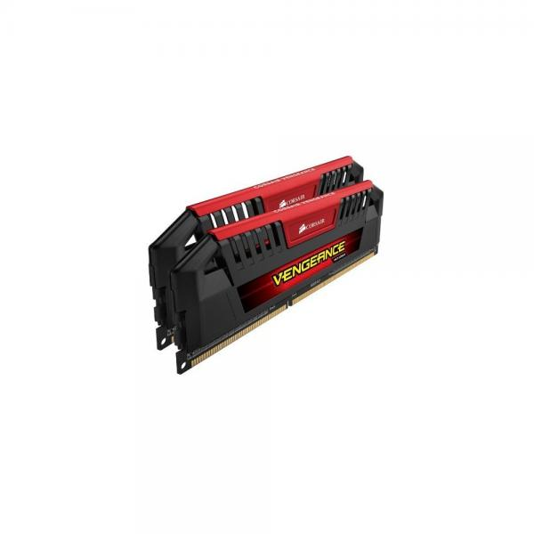 Corsair Vengeance Pro 8GB (2x4GB) DDR3 2133 MHz (PC3 17000) Desktop, Red