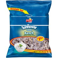 Frito Lay Ranch Flavored Sunflower Seeds 5 oz. Bag