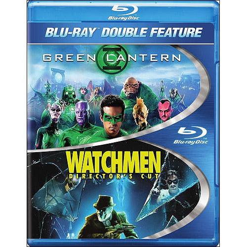 Green Lantern / The Watchmen (Blu-ray) (Widescreen)