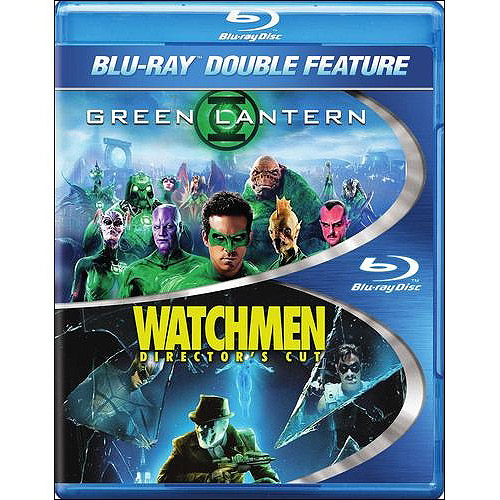 Green Lantern / The Watchmen (Blu-ray) (Widescreen)