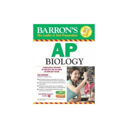 Barrons AP Biology by