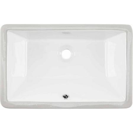 Magnus Sinks 18-in x 11-in Glazed Porcelain Bathroom Sink in (Black Complete Pedestal Sink)