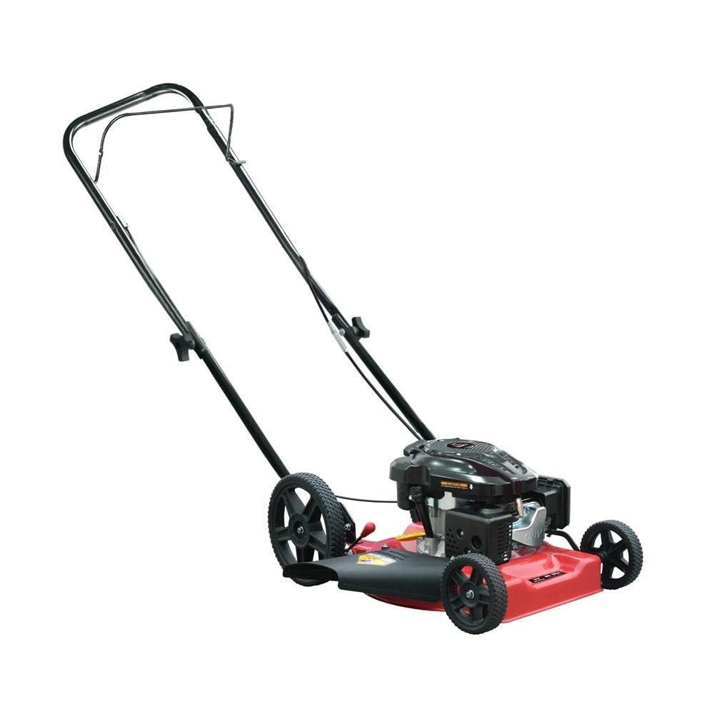 WARRIOR TOOLS AMERICA, INC. 21-inch Hand Push Lawn Mower