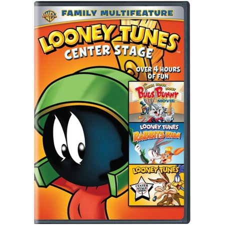 Looney Tunes: Rabbits Run / The Looney, Looney, Looney Bugs Bunny Movie / Looney Tunes Center Stage Volume 1 (DVD)](Bugs Bunny Halloween Pics)