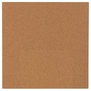 """Quartet Cork Bulletin Board Tile, 14"""" x 14"""", Frameless (48112)"""