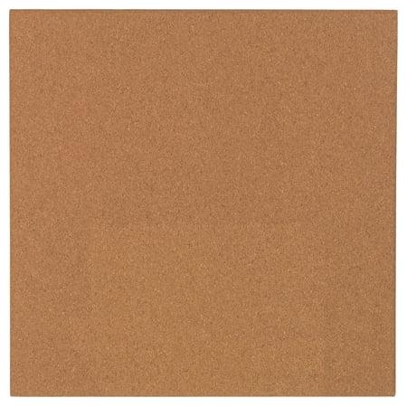 Quartet Cork Bulletin Board Tile 5 1 2 X 14 Frameless