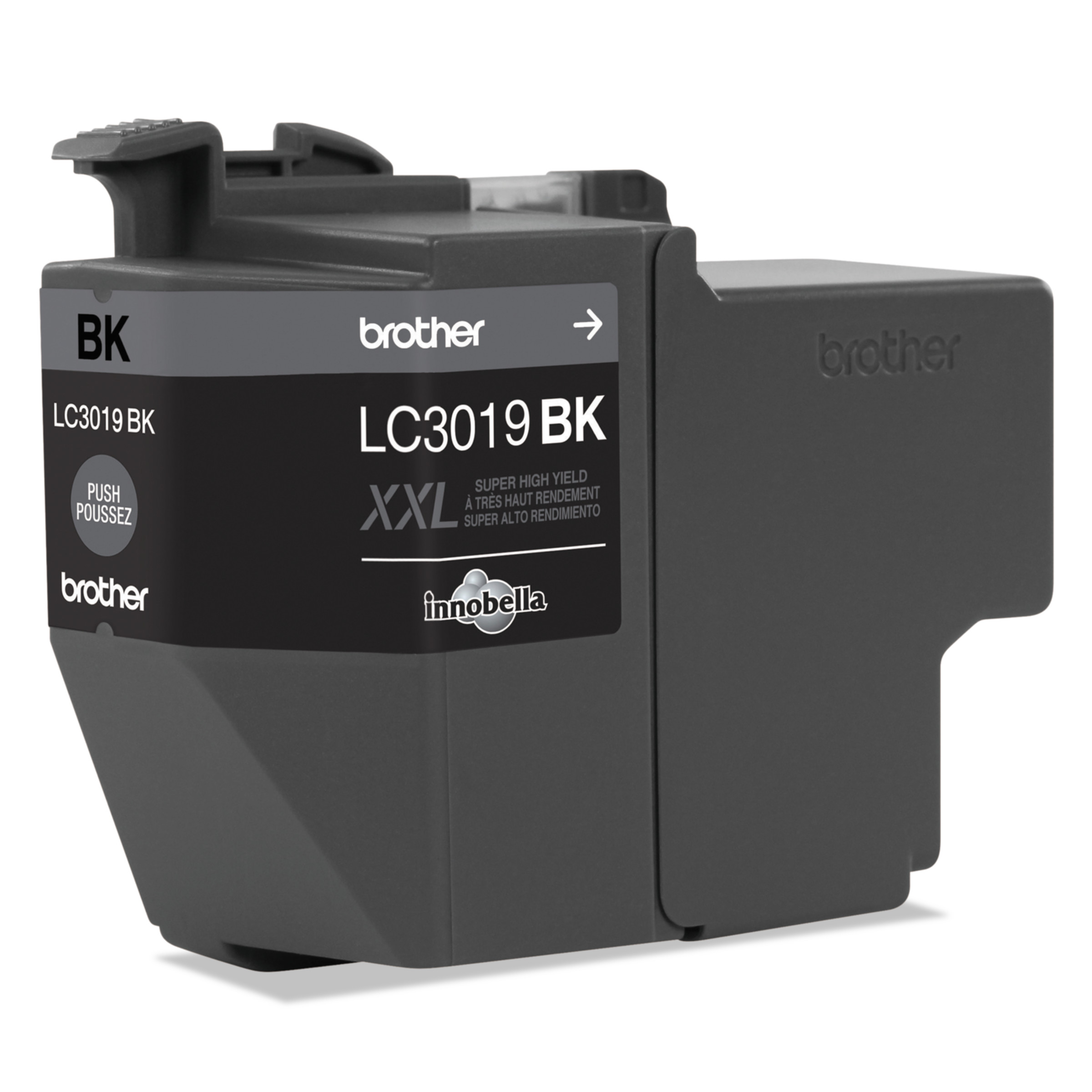 Brother LC3019BK INKvestment Super High-Yield Ink, Black