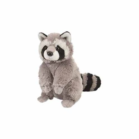 Cuddlekins Raccoon By Wild Republic   10943