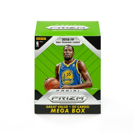 2018 19 Panini Prizm Nba Basketball Mega Box