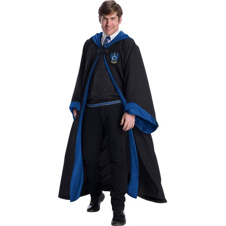 Adult's Men's Women's Ravenclaw Student Costume