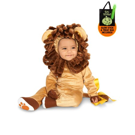 Cutest Cub Lion Infant Costume Treat Safety Kit