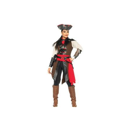 Assassin's Creed Women's 9PC.Aveline - Women's Assassin's Creed Costume