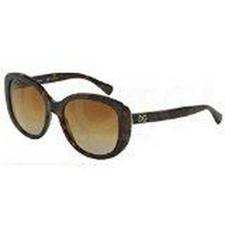 DOLCE & GABBANA Sunglasses DG 4248 502/T5 Havana (Dolce Gabana Sunglasses)