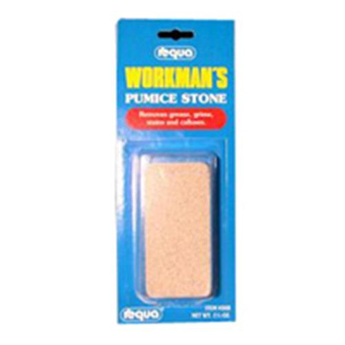 Pumice Stone Workman's for Hand & Feet 1.5 oz (Pack of 6)