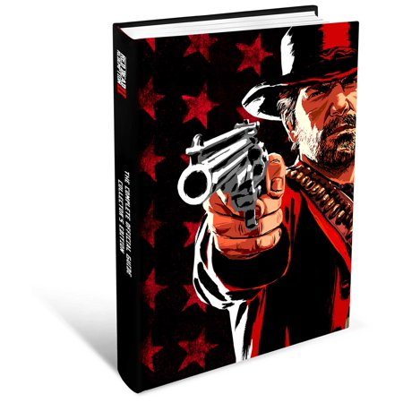 - Red Dead Redemption 2 : The Complete Official Guide Collector's Edition