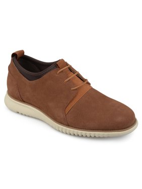 Daxx Men's Luther Leather Derby