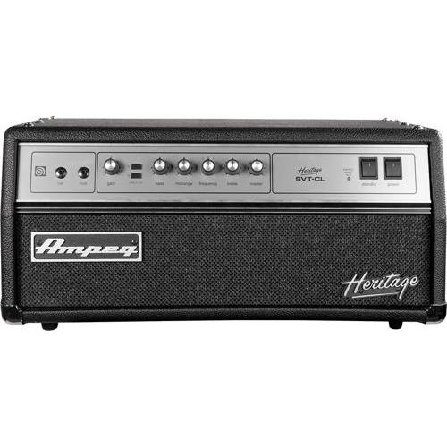 Ampeg Heritage SVT CL Bass Amplifier Head