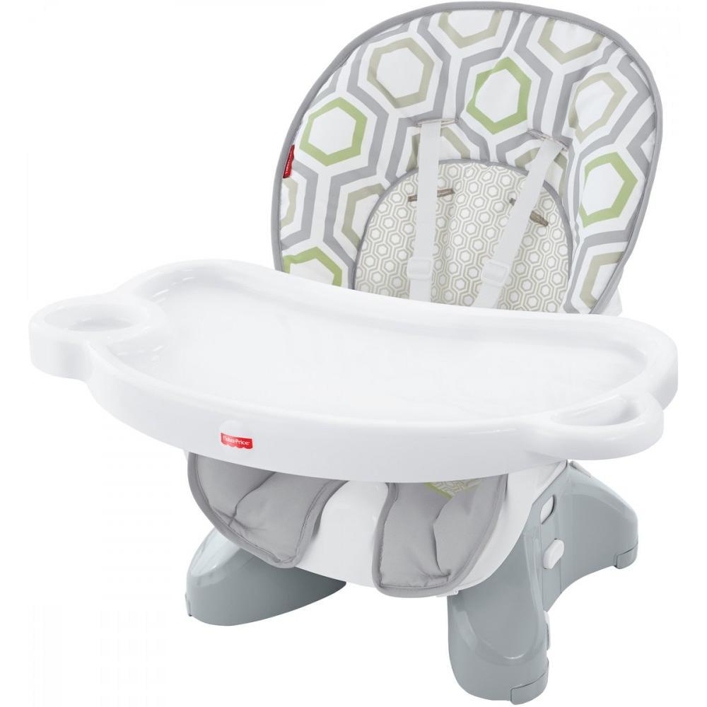 Fisher Price Spacesaver High Chair Geo Meadow Walmart