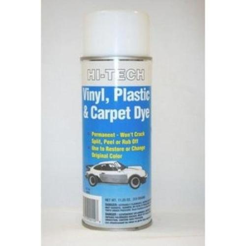 Hitech Industries HIT-HT-110 Vinyl, Plastic, & Carpet Dye- White